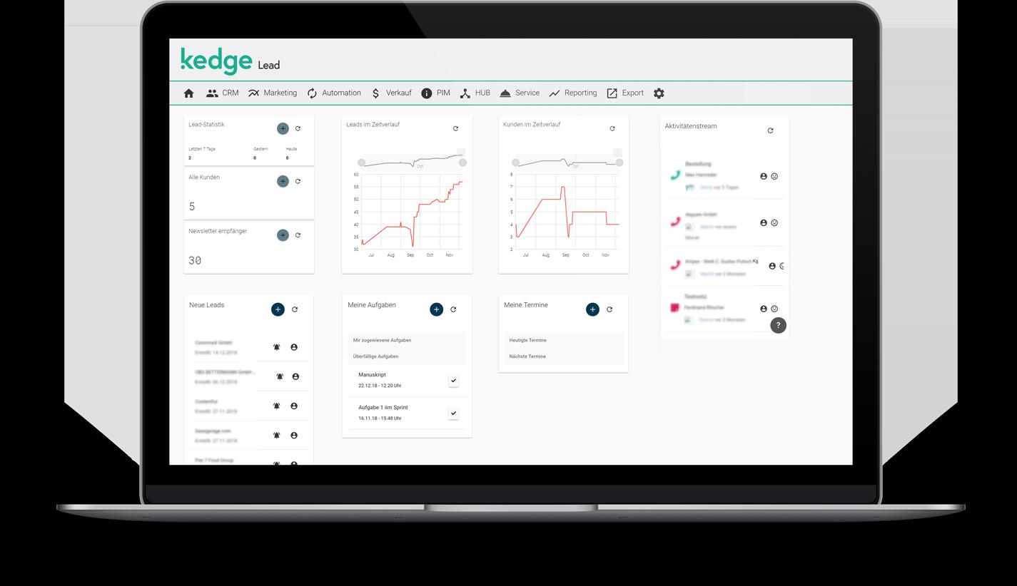 kedge Lead Desktop