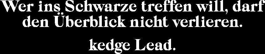 Head kedge Lead